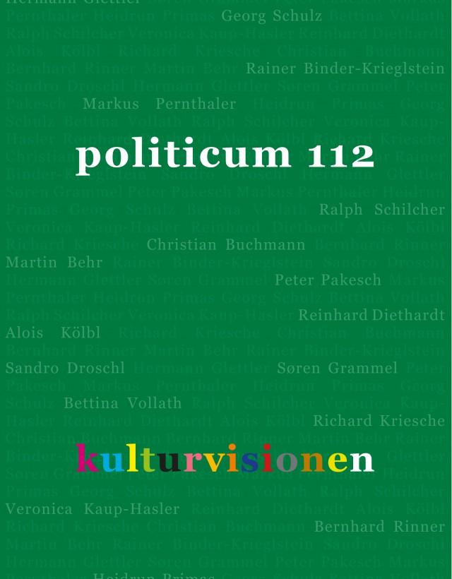 nr. 112: Kulturvisionen