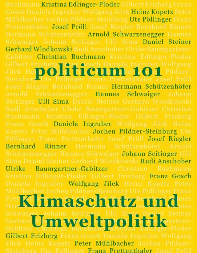 nr. 101: Klimaschutz und Umweltpolitik