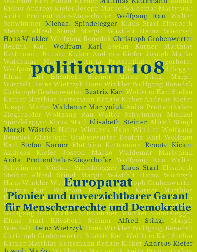 nr. 108: Europarat