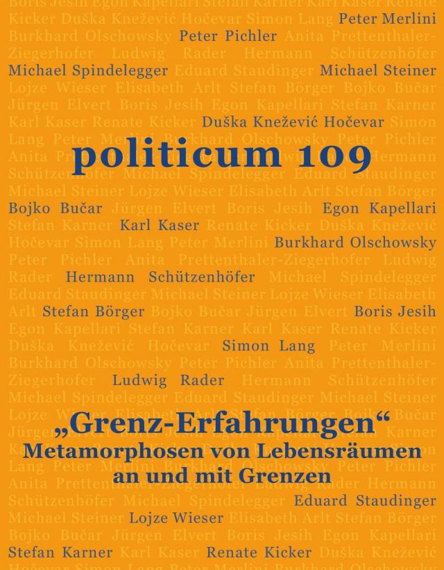 "nr. 109: ""Grenz-Erfahrungen"""