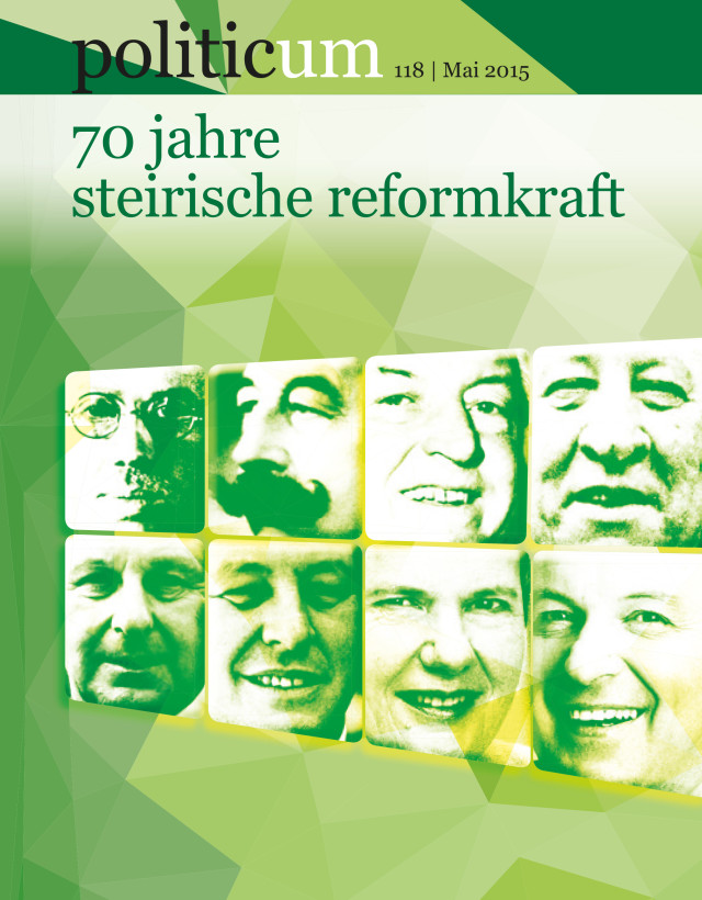 Nr. 118: 70 Jahre steirische reformkraft